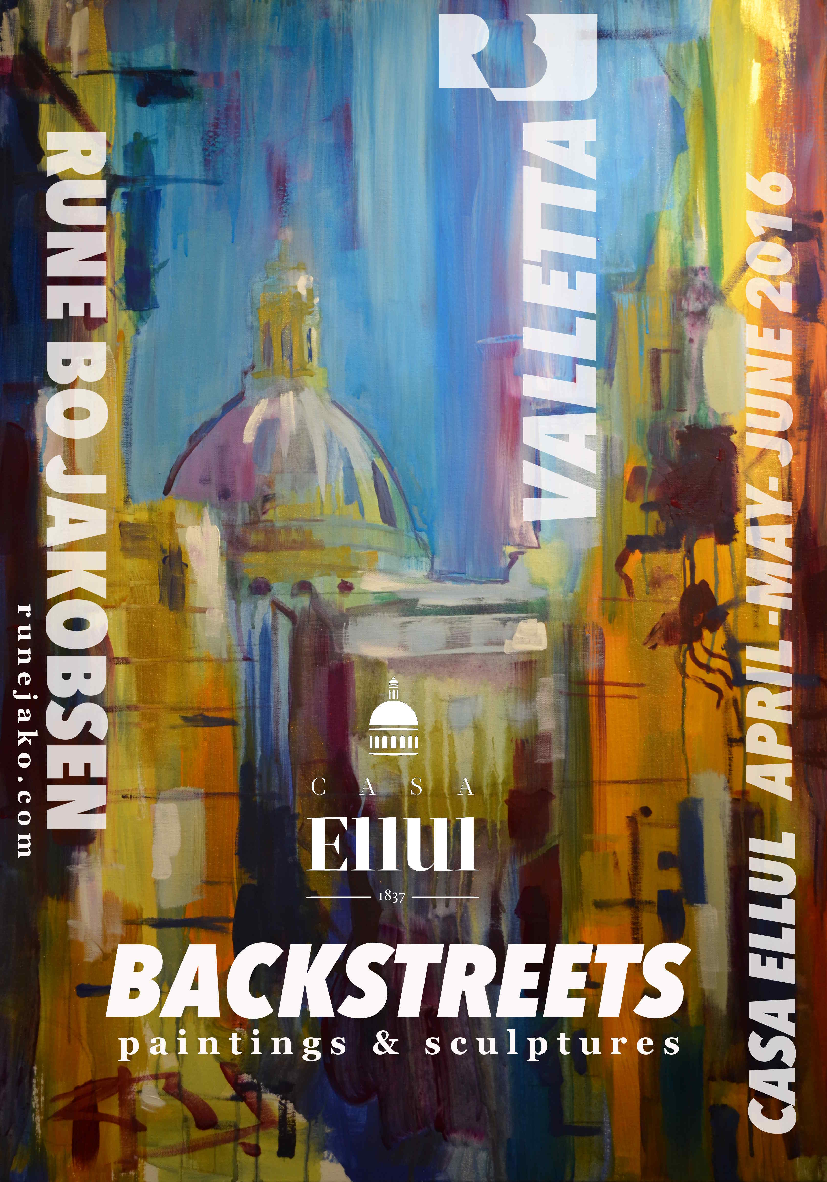 BACKSTREETS RBJ POSTER 2016s
