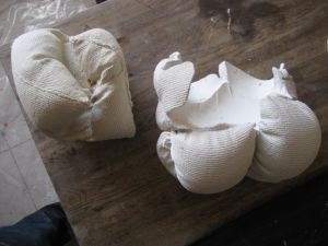 Popcorn Prototype casts, textured